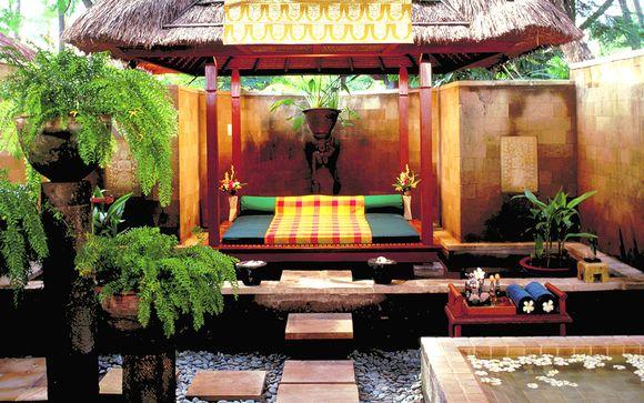 Nusa Dua - Nusa Dua Beach Hotel & Spa 5*