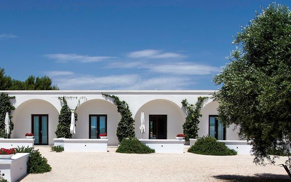 Masseria Bagnara Resort & SPA 4*