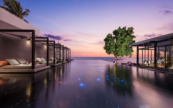 Theatre Residence 4* + Aleenta Phuket Resort & Spa 5*