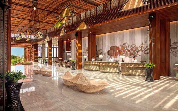 Jimbaran - Mövenpick Resort & Spa Jimbaran Bali 5*