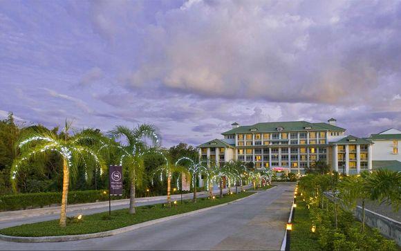 Rio Hato - Lo Sheraton Bijao Beach Resort 4*