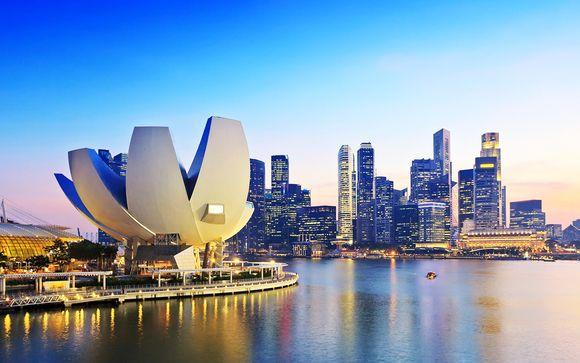 Estensione a Singapore