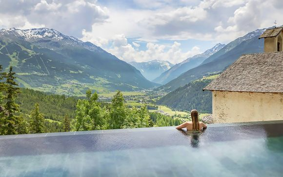 QC Terme Hotel Bagni Vecchi 4*