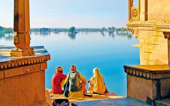 Affascinante tour tra Delhi, Jaipur e Agra in hotel 4* e 5*