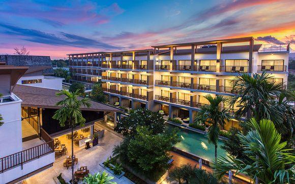 Krabi - Il Deevana Plaza Krabi Aonang 4*