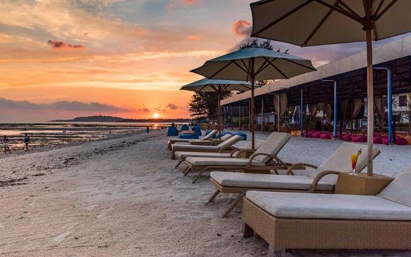 Hotel a Gili - Ombak Paradise 3*sup o similare