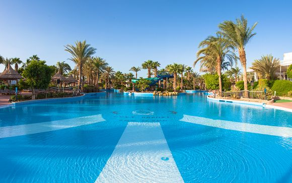 Maritim Jolie Ville Golf & Resort Sharm El Sheikh 5*
