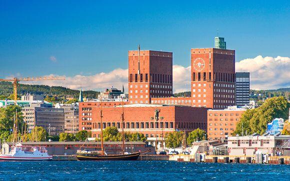 Alla scoperta di Stoccolma e Oslo