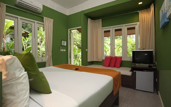 Koh Samed - Sai Kaew Beach Resort 4*