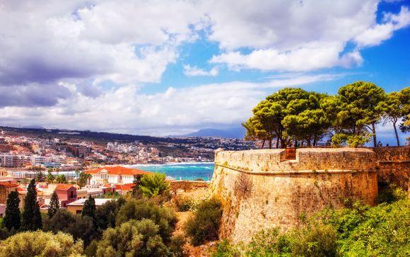 Itinerario 13 Notti - Santorini, Mykonos, Creta