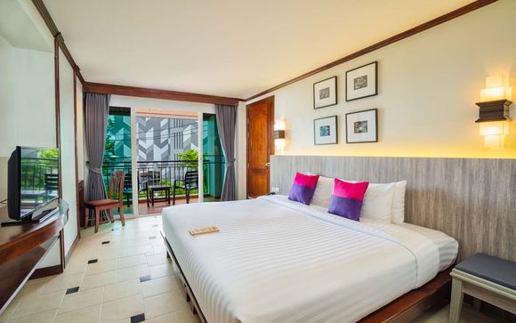 Phuket - Orchidacea Resort