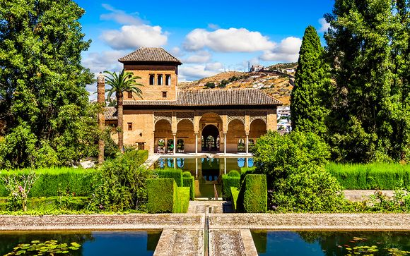 4* in centro a pochi minuti dall'Alhambra