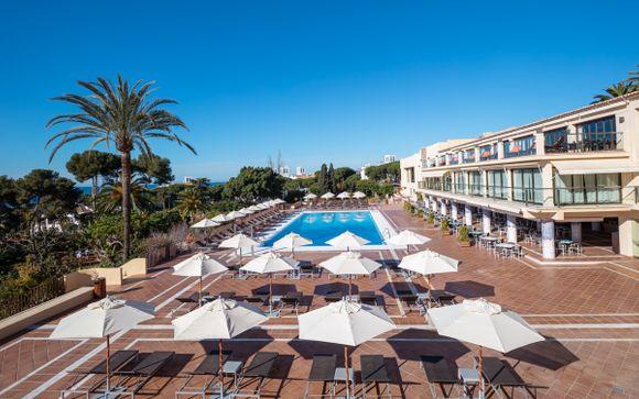 Resort 5* con spa nel cuore dell'Andalusia