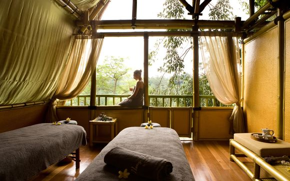 Ubud - Kupu Kupu Barong Villas & Tree Spa 5*