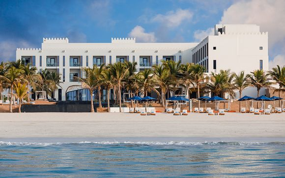 L'Al Baleed Resort Salalah by Anantara 5*