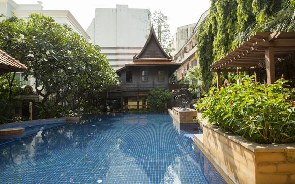 Bangkok - The Rose Residence Bangkok 5*