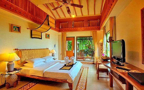 New Star Beach Resort & Villa 4* (o similare)