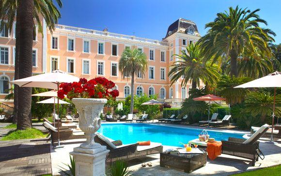 Hotel L'Orangeraie