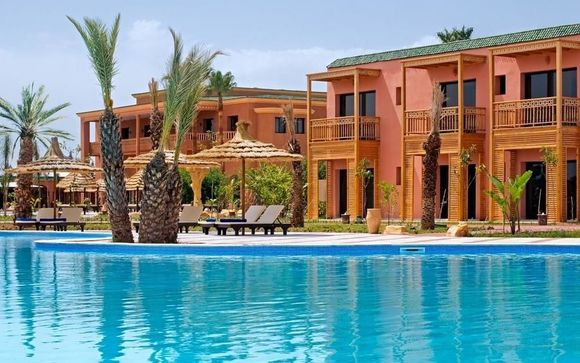 All Inclusive a 5* nel più grande water park di Marrakech