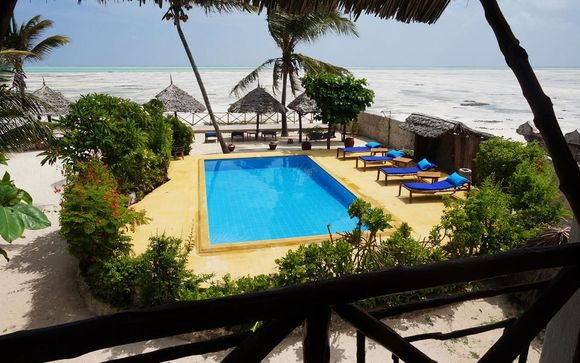 Zanzibar - Casa del Mar