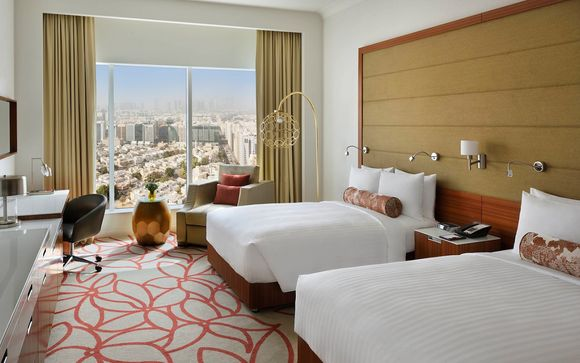 Abu Dhabi - Il Marriott Downtown Abu Dhabi 5*