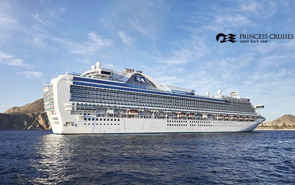Kimpton Epic Hotel Miami 5* + Crociera a bordo di Caribbean Princess alla scoperta dei Caraibi Orientali e Occidentali