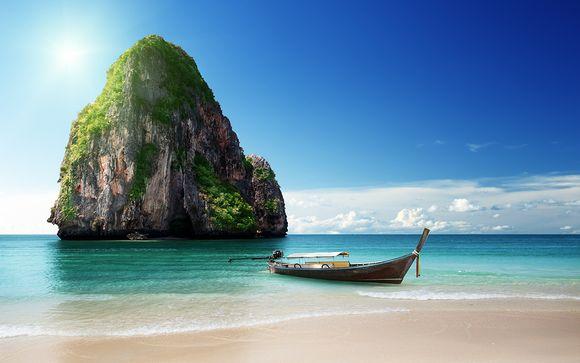 Sogno thailandese tra spiagge e città da scoprire