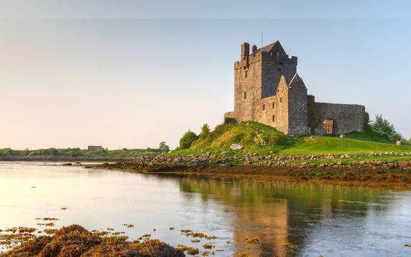 Tour di 7 notti in Irlanda con noleggio auto incluso