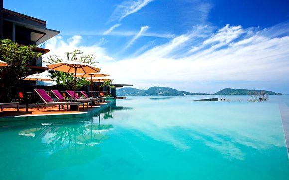 Relax sulle spiagge del sud della Thailandia in resort 5*