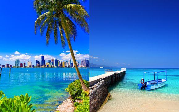 Miami Urbanica 4* + Sunscape Splash Montego Bay 4*