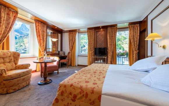 Park Hotel Beau Site 4*S