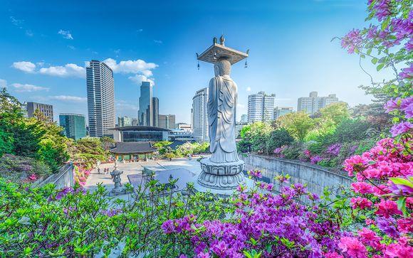 Alla scoperta della Corea del Sud