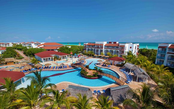 Hotel Nacional Havana 4*S + Grand Memories Cayo Santa Maria 4*S