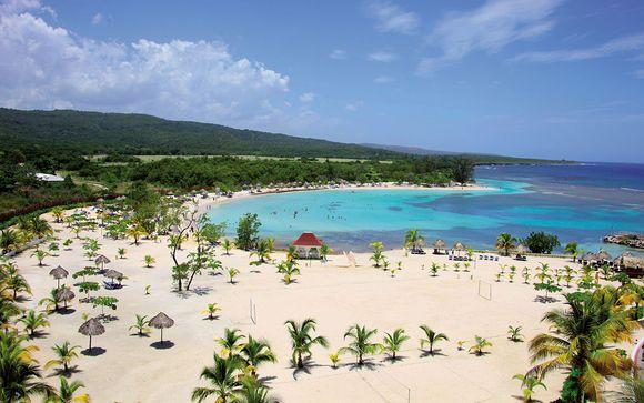 Relax All Inclusive in resort 5* fronte spiaggia di Runaway Bay