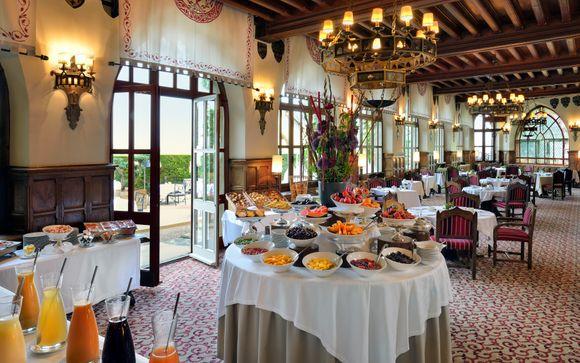 L'Hotel de la Cité Carcassonne 5*