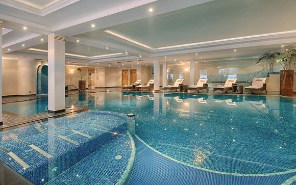 Alpen Palace Deluxe Hotel & Spa Resort 5*