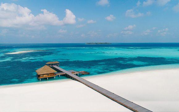 Noku Island Resort Maldives 5* con possibile soggiorno a Dubai