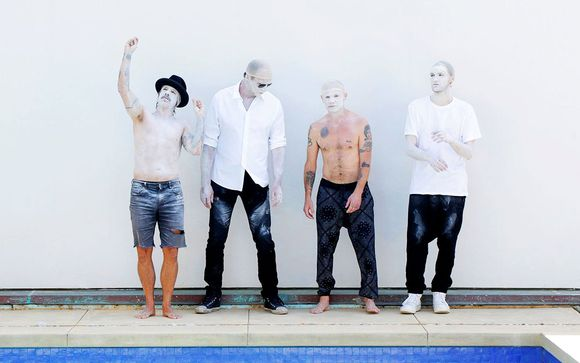 I Red Hot Chili Peppers