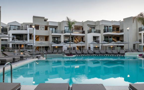 Porto Platanias Beach Luxury Selection 5*
