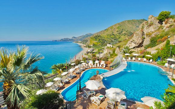 Baia Taormina Grand Palace Hotels & Spa 4*