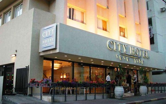 Hotel Prima City Tel Aviv 4* o similare