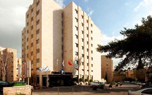 Hotel Prima Royale Jerusalem 4* o similare