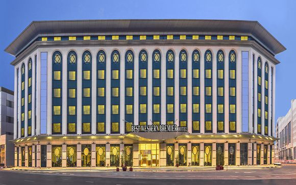 Dubai - Hotel Best Premier Deira 4* o similare