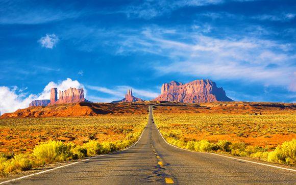 Tour alla scoperta del magnifico Ovest