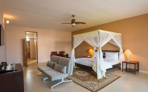 Zanzibar - Azao Resort & SPA 4*