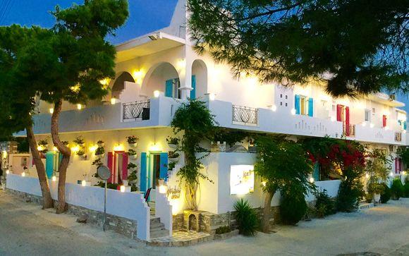 L'hotel Afrodite Boutique