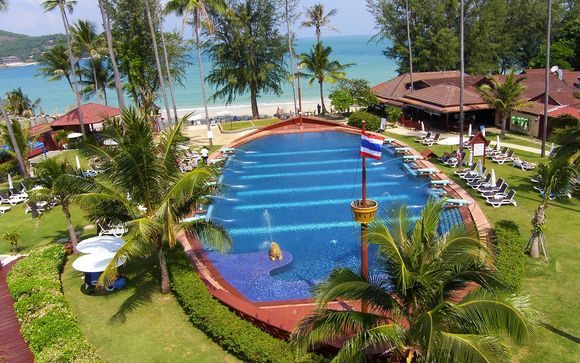 Koh Samui - The Imperial Boat House Beach Resort 4* o similare