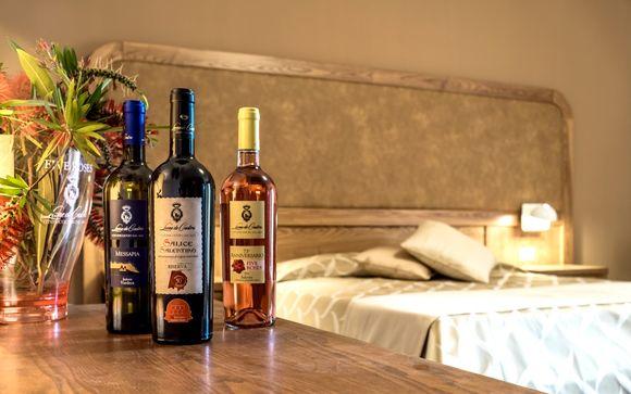 Villa Donna Lisa Wine Hotel