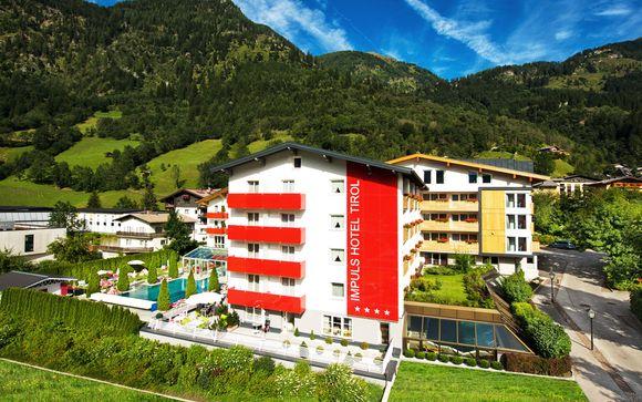 Impuls Hotel Tirol 4*S