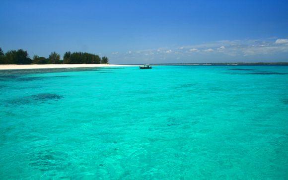 Comfort e relax in Soft All Inclusive sulla spiaggia di Uroa